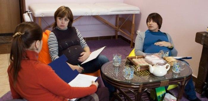Лира — Курсы для беременных