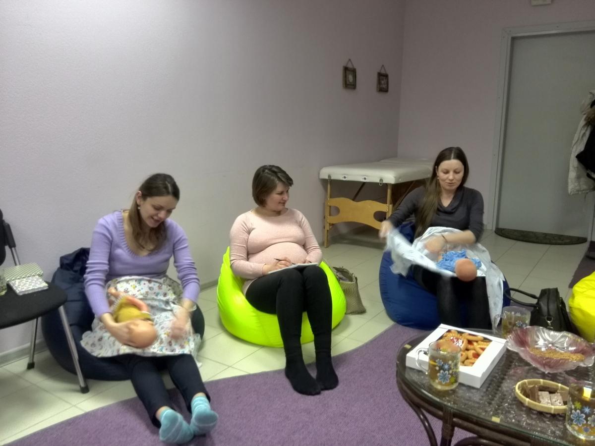 Курсы для беременных в жигулевске 14